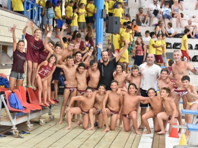 L'Aquarius Smile campione Under 11